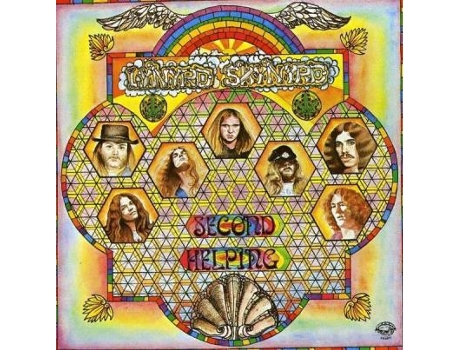 Vinil Lynyrd Skynyrd - Second Helping — Pop-Rock