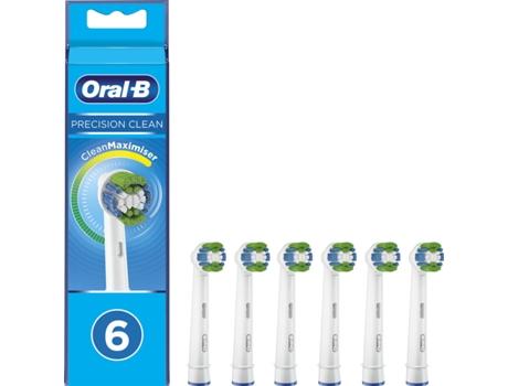RECAMBIO ORAL B PRECISION CLEAN 6 UD | [7248108 ]