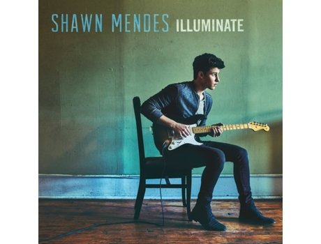 CD Shawn Mendes: Illuminate - Deluxe