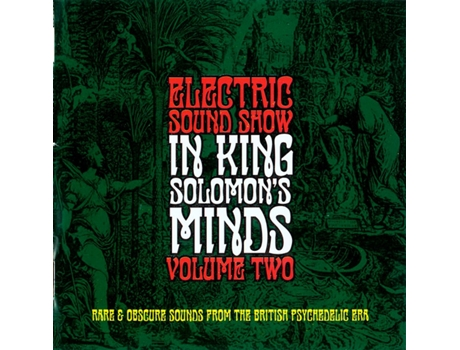 CD In King Solomon's Minds (Electric Sound Show Volume Two)