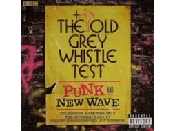 CD The Old Grey Whistle Test: Punk and New Wave