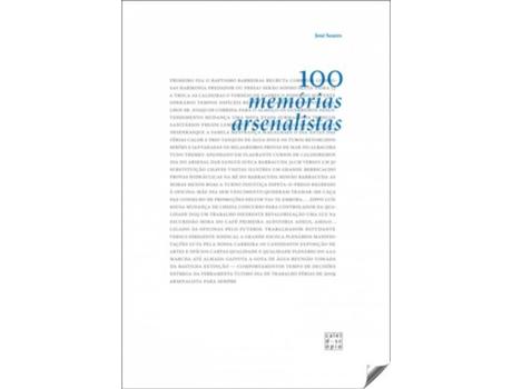 HTTPS://MBOOKS.PT/100-MEMORIAS-ARSENALISTAS.HTML - 100 Mem?rias Arsenalistas