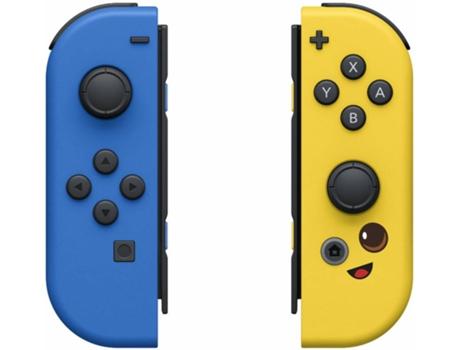 Nintendo - Comandos Joy-Con (set Esq/Dir) Edição Limitada Fortnite