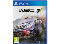 Jogo PS4 WRC 7 - BUNDLE — JG. PS4 WRC 7 BUNDLE