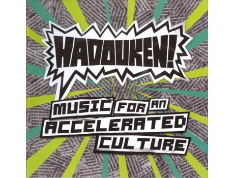 CD Hadouken! - Music For An Accelerated Culture