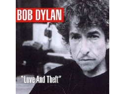 CD Bob Dylan - Love And Theft