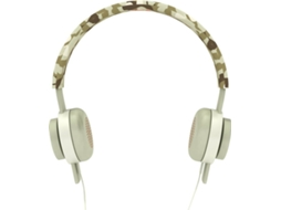 Auscultadores Com fio GOODIS Khaki Crew (On Ear - Microfone - Multicor) — On Ear | Microfone | Atende chamadas