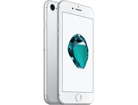 Smartphone APPLE iPhone 7 256GB Silver — iOS 10 / 4.5'' / A10 Fusion / 12MP