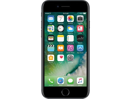 Smartphone NOS iPhone 7 32Gb Preto — iOS 10.1'' / 4.7'' / 4G / Quad-core 2.34 GHz