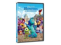 DVD Monstros: A Universidade — Infantil