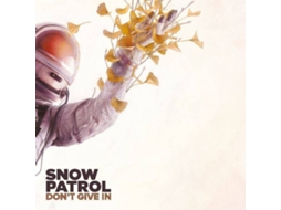 Vinil Single Snow Patrol - Don't Give In/Life On Earth — Pop-Rock