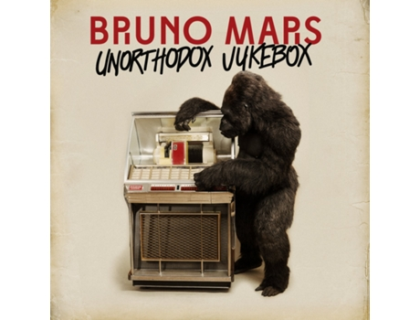 Vinil Bruno Mars - Unorthodox Jukebox — Pop-Rock
