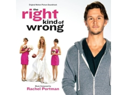CD Portman,Rachel - The Right Kind of Wrong (1CD)