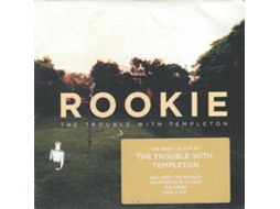 CD The Trouble With Templeton - Rookie