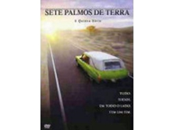 DVD Sete Palmos de Terra - Temporada 5 — De: Alan Ball | Com: Frances Conroy,Rachel Griffiths,Michael C. Hall,Peter Krause,Lauren Ambrose