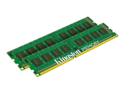 Memória RAM DDR3 KINGSTON 16 GB (1600 MHz - CL 11 - Verde) — 2 GB | 1600 MHz | DDR3