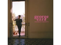 CD George Ezra - Staying At Tamara's — Pop-Rock