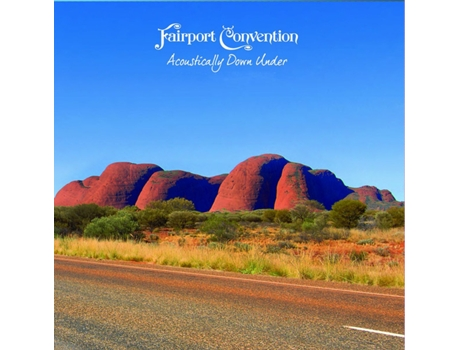 Vinil Fairport Convention - Acoustically Down Under 1996