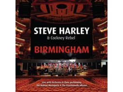 CD Steve Harley & Cockney Rebel With - Orchestra Of The Swan And