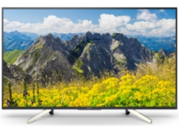 TV SONY 49'' LCD 4K Ultra HD KD43XF7596BAEP — 4K Ultra HD