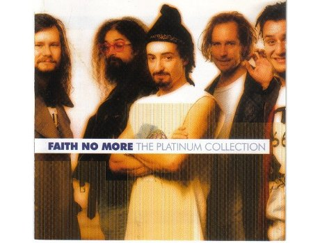 CD Faith No More - The Platinum Collection