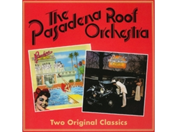 CD The Pasadena Roof Orchestra - A Talking Picture / Night Out (Two Original Classics)