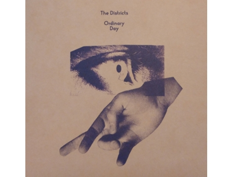 Vinil The Districts  - Ordinary Day