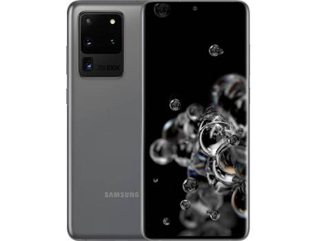 Smartphone Samsung Galaxy S20 Ultra 5g 6 9 12 Gb 128 Gb Cinzento Worten Pt