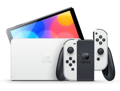 Nintendo - Pré-venda Consola Nintendo Switch Modelo OLED (64 GB - Branca)