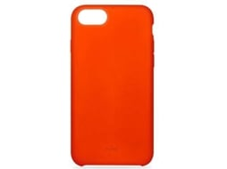 Capa PURO Icon iPhone 6, 6s, 7, 8 Laranja — Compatibilidade: iPhone 6, 6s, 7, 8