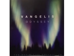 CD Vangelis Odyssey - The Definite Collection — Pop-Rock