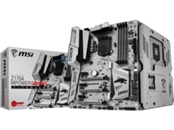 Motherboard MSI Z170A MPower Gaming (Socket LGA1151 - Intel Z170 - ATX ) — LGA1151 | Z170