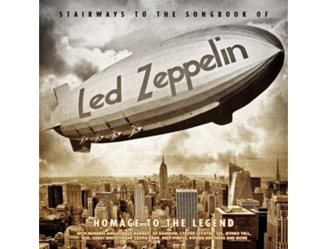 CD Homage To The Legend: Stairways To The Songbook of Led Zeppelin