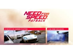 Jogo PS4 Need For Speed Payback — Corridas / Idade mínima recomendada: 12