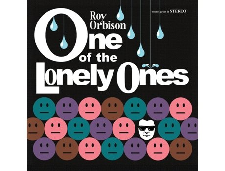 Vinil Roy Orbison:One Of The Lonely Ones — Pop-Rock