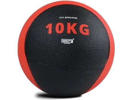 BOXPT - Bola Medicinal BOXPT Rebound (Vermelho - 10kg)