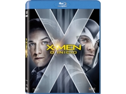 Blu-Ray X-Men: O Início — Do realizador Matthew Vaughn