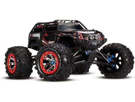Carro RC TRAXXAS Summit 1/10 4WD TQI