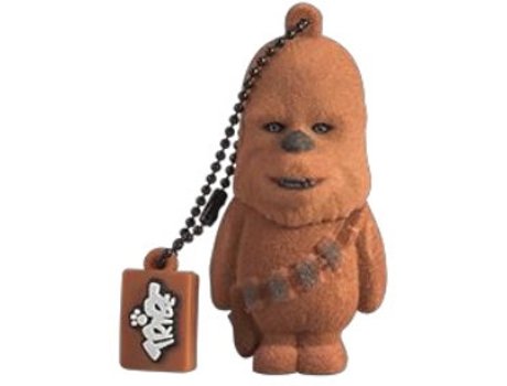 Pen USB 3D STAR WARS Chewbacca 16GB — 16 GB | USB 2.0
