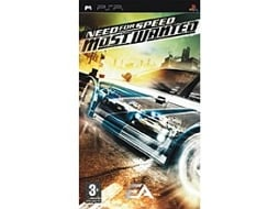 Jogo PSP Need For Speed Most Wanted — Corridas | Idade Mínima Recomendada: 3