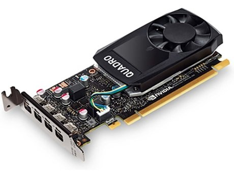 Placa Gráfica HP NVIDIA Quadro P620 2GB Graphics Card