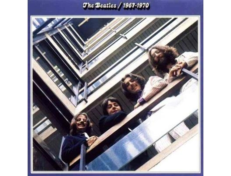 Vinil The Beatles - The Beatles 1967-1970 — Pop-Rock