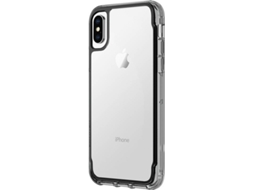 Capa GRIFFIN Clear iPhone X, XS Preto — Compatibilidade: iPhone X, XS