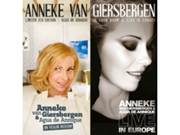 CD Anneke van Giersbergen - In Your Room & Live in Europe — Pop-Rock