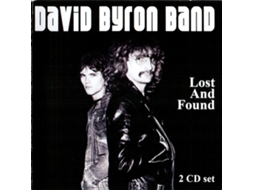CD David Byron Band - Lost And Found
