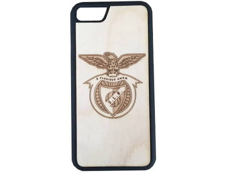 CAPA G-CODE SLB IPHONE 7 LOGO — Compatibilidade: iPhone 7