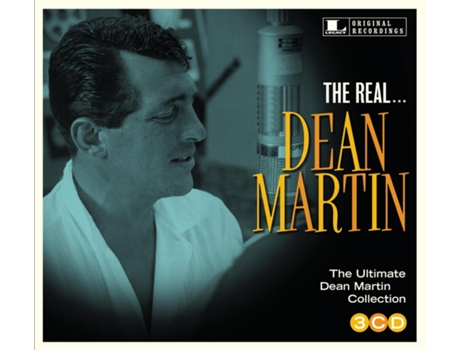 CD The Real... Dean Martin — Pop-Rock