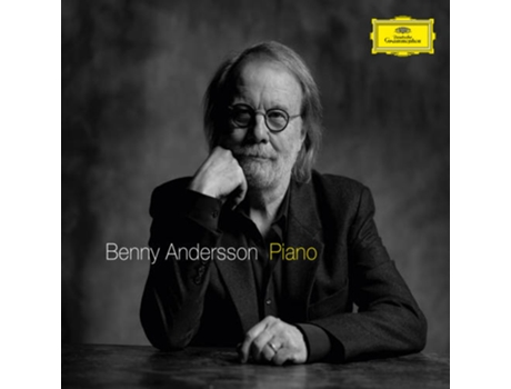 Vinil LP Benny Andersson - My Piano — Jazz