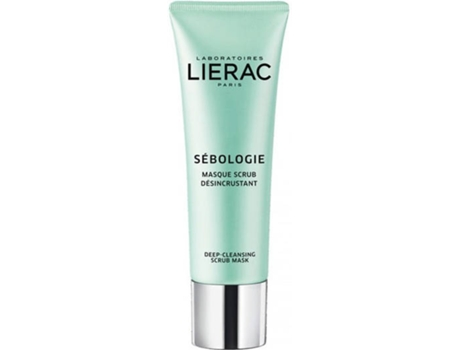 Esfoliante de Rosto LIERAC Sebologie Deep-Cleansing (50 ml)
