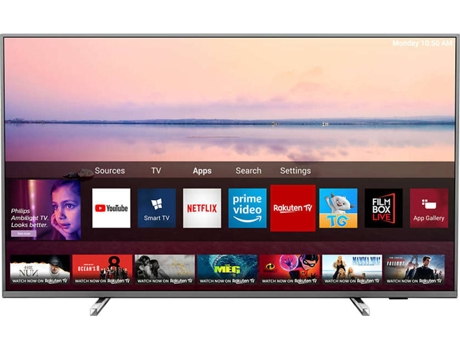 TV PHILIPS 50PUS6754/12 (LED - 50'' - 127 cm - 4K Ultra HD) — + Performance
